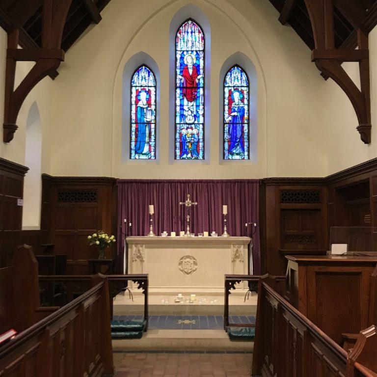 chapel altar day